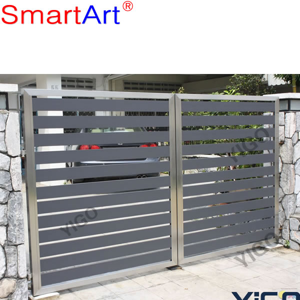 House Main Gate Designs Steel Gate Design _Sliding Gate